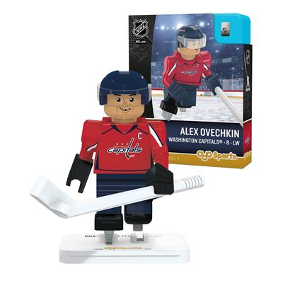OYO Sports Washington Capitals G3 NHL Mini Figures