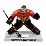 Corey Crawford Hockey Figure - 6 Inch