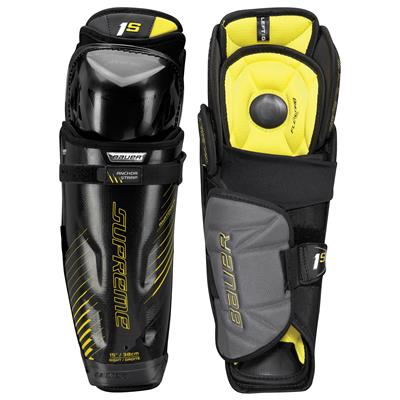 Bauer Supreme 1S Hockey Shin Guards - 2017