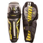 Warrior Alpha QX Pro Hockey Shin Guards - Junior