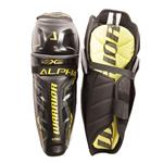 Warrior Alpha QX3 Shin Guard [JUNIOR]