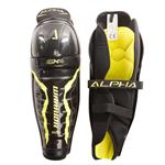 Warrior Alpha QX4 Hockey Shin Guard - Senior