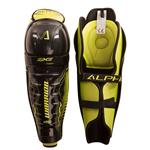 Warrior Alpha QX5 Shin Guard [SENIOR]