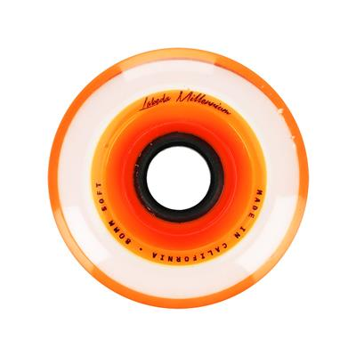 Labeda Signature Millennium Inline Hockey Wheels - Orange