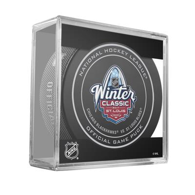 Sher-Wood 2017 Winter Classic Official Game Puck