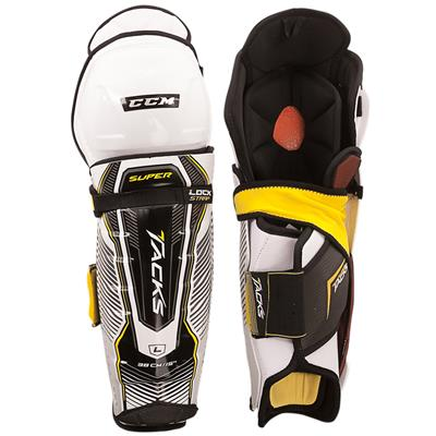 CCM Super Tacks Shin Guards