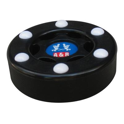 A&R Street Hockey Puck