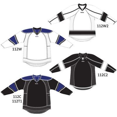 Reebok 25P00 NHL Edge Gamewear Hockey Jersey - Los Angeles Kings