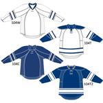 Reebok 25P00 NHL Edge Gamewear Hockey Jersey - Toronto Maple Leafs [SENIOR]