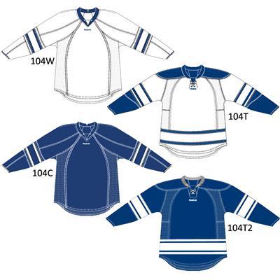 Reebok 25P00 NHL Edge Gamewear Hockey Jersey - Toronto Maple Leafs