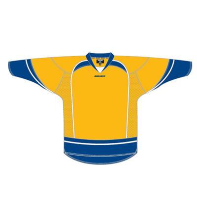 Bauer 800 Series Practice Hockey Jersey - 2014 - Nashville Predators - Gold/Navy/White