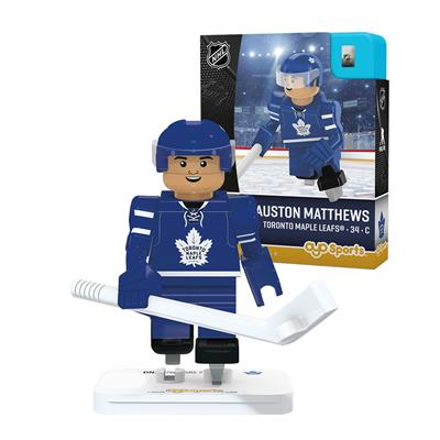 OYO Sports Auston Matthews G3 Minifigure - Toronto Maple Leafs