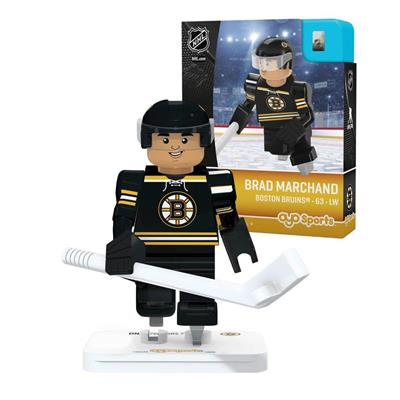 OYO Sports Brad Marchand G3 Minifigure - Boston Bruins
