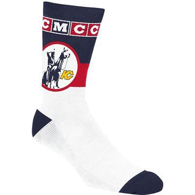 Reebok C236Z NHL Hockey Socks - Kansas City Scouts