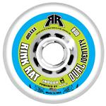 Rink Rat Dual Identity Inline Hockey Wheels - Orange/Yellow