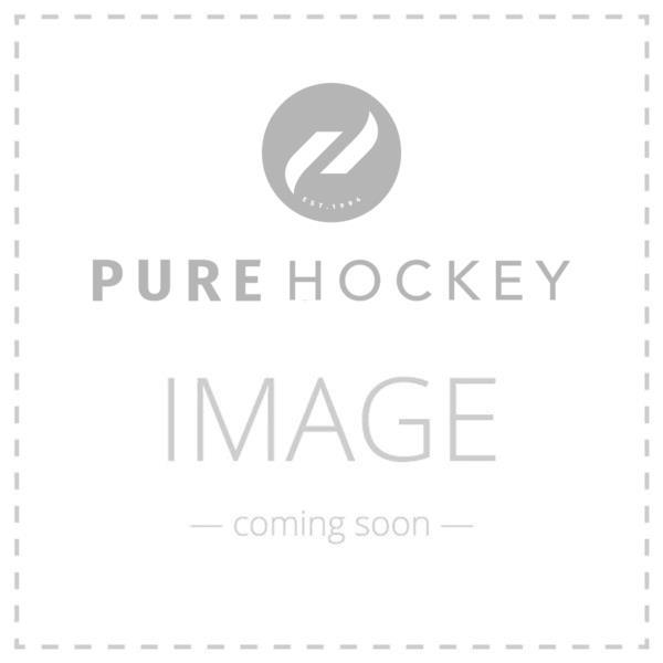 Fleeceword Black Snapback hockey Hat - Black/White