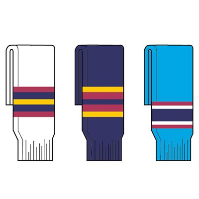 FlexxIce Team SK200 Hockey Socks - Atlanta Thrashers