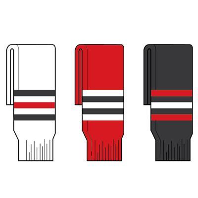 FlexxIce Team SK200 Hockey Socks - Chicago Blackhawks