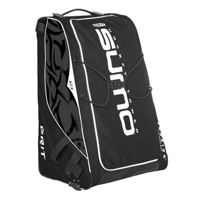 Grit GT3 Sumo Goalie Tower Hockey Bag - 40 Inch - Black