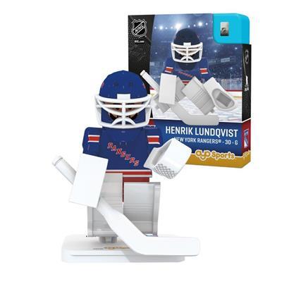 OYO Sports Henrik Lundqvist G3 Minifigure - New York Rangers