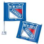 Wincraft Hockey Car Flag - New York Rangers