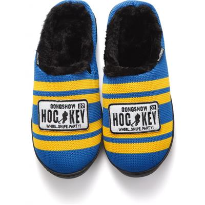 Gongshow Hockey Slippers - Buffalo Sabres