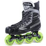 Mission Inhaler NLS:04 Inline Hockey Skates - Junior