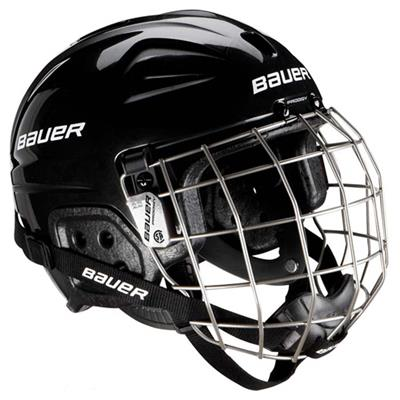 Bauer Lil Sport Hockey Helmet w/Cage