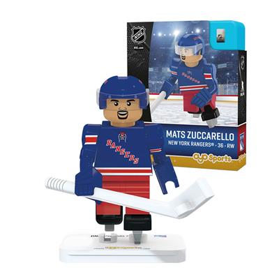 OYO Sports Mats Zuccarello G3 Minifigure - New York Rangers