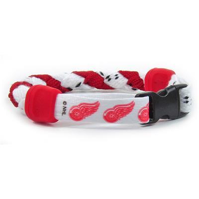Pro Guard NHL Bracelet - Detroit Red Wings - 8 Inch