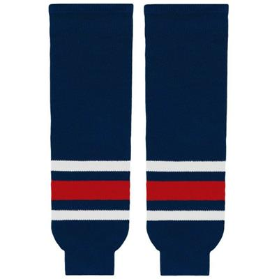 NHL Team Hockey Socks - Columbus Blue Jackets