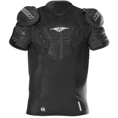 Mission Pro Compression Inline Hockey Protective Shirt - 2016