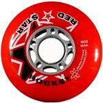 Red Star Wheels Outdoor Inline Hockey Wheels