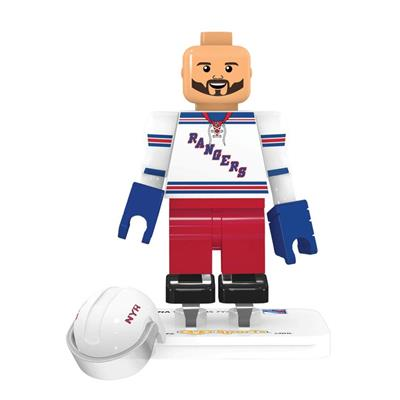 OYO Sports Rick Nash Minifigure - New York Rangers