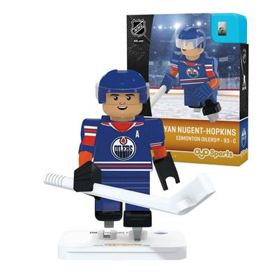 OYO Sports Ryan Nugent-Hopkins G3 Minifigure - Edmonton Oilers