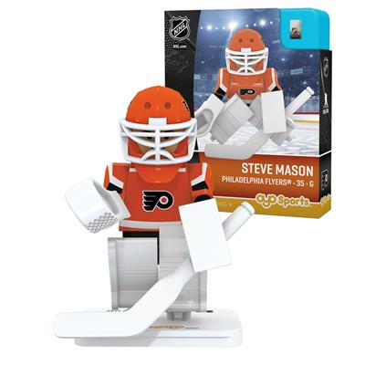 OYO Sports Steve Mason Minifigure - Philadelphia Flyers