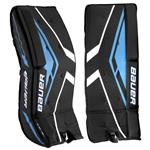 Bauer Street Hockey Goalie Leg Pads [JUNIOR]