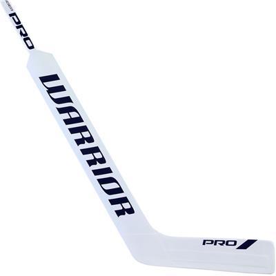 Warrior Swagger Pro Hockey Goalie Stick - White/Navy/Red