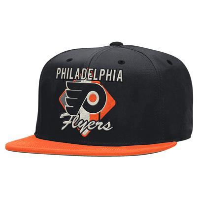 Reebok VG85Z Snapback Hockey Hat - Philadelphia Flyers