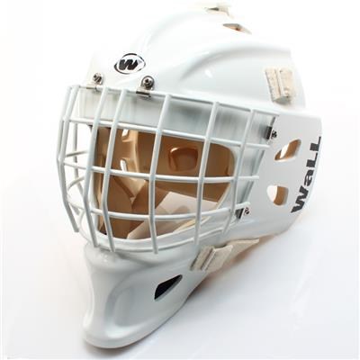 Wall USA W-6 Goal Mask w/ Certified Square Cage