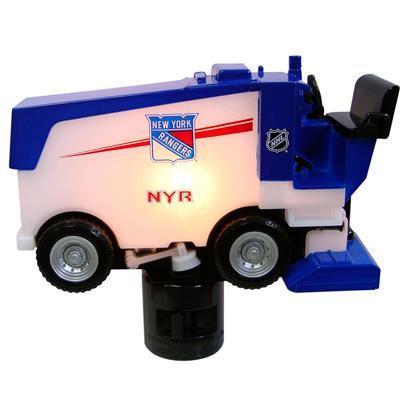 Fan Fever Zamboni Hockey Night Light - New York Rangers