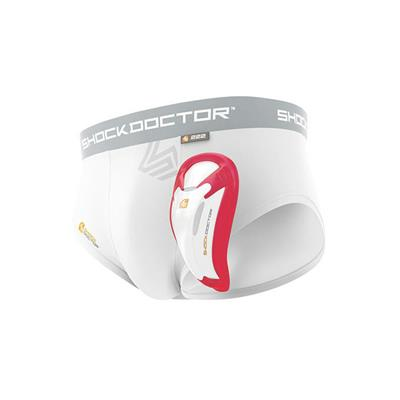 Shock Doctor Core Brief with Bio Cup