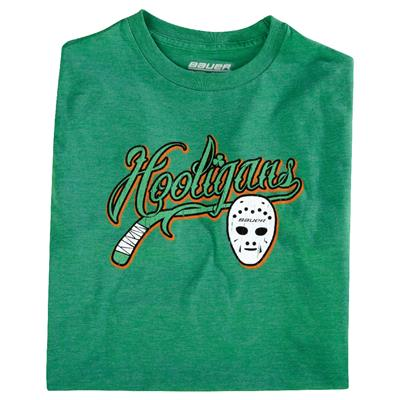 Bauer Hooligans Day Short Sleeve Tee