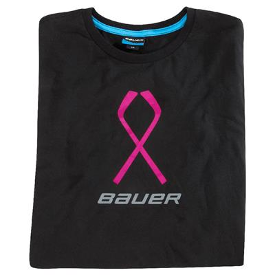 Bauer Pink Ribbon SS Tee