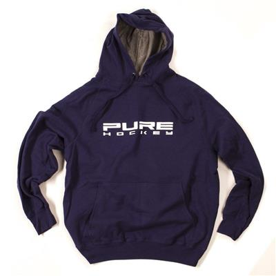 VINTAGE NAVY PURE HOCKEY HOODY