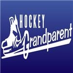 Slapshot Stickers Hockey Grandparent Sticker
