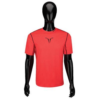 Bauer Core Short Sleeve Hybrid Top