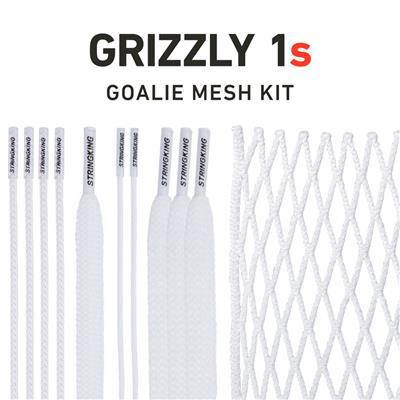 StringKing Grizzly 1s Goalie Mesh Kit