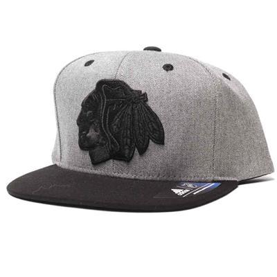 2Tone Snapback Blackhawks Cap