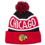 47 Brand Chicago Blackhawks - Calgary Knit Hat